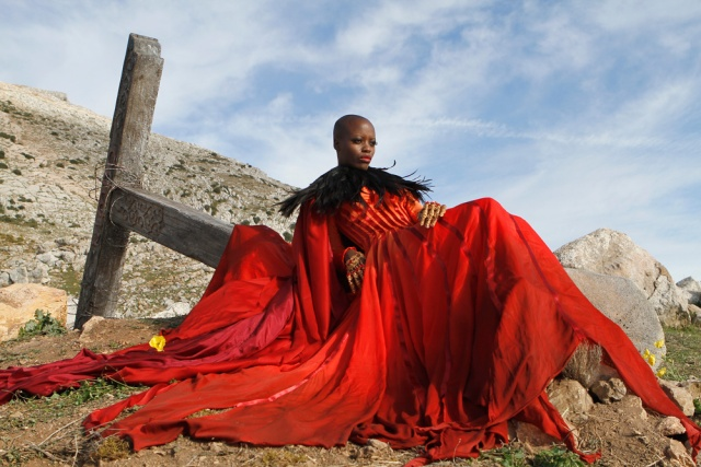 Florence Kasumba - Wicked Witch