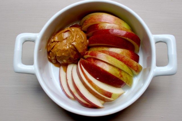 Apples & P. Butter